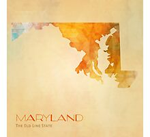 Maryland Photographic Print