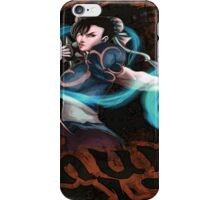 Chun Li Street Fighter iPhone Case/Skin