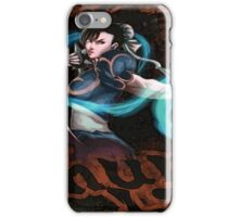 Chun Li Street Fighter iPhone Case/Skin