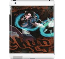 Chun Li Street Fighter iPad Case/Skin