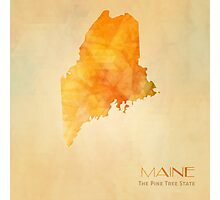 Maine Photographic Print