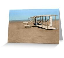 The Infancy of Flight Greeting Card