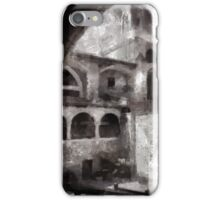 Monastery by Pierre Blanchard iPhone Case/Skin