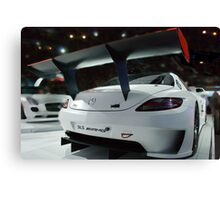 Down Force Canvas Print