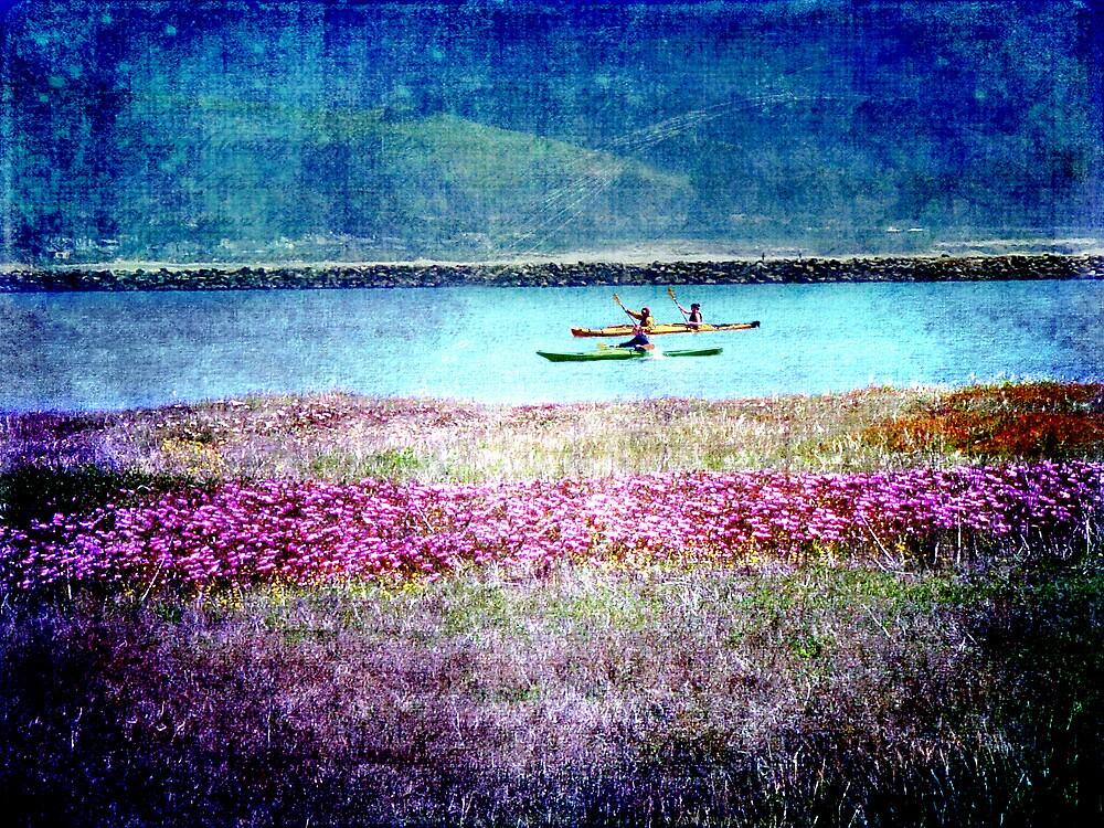 Spring kayaking by Myillusions