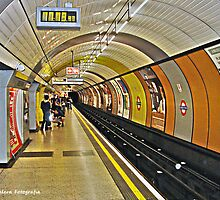 Green Park Station/Jubilee Line by Turtle6