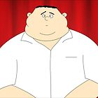 chubby buddy ( character used in my animated sitcom) by VoiceOverMaster