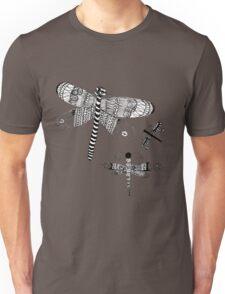 Dragonfly Swarm Unisex T-Shirt