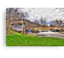 Hyde's Mill 1 Canvas Print