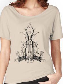 Dual Wielding Women's Relaxed Fit T-Shirt