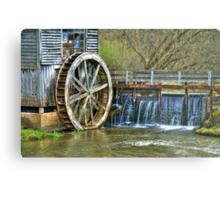 Hyde's Mill 2 Metal Print