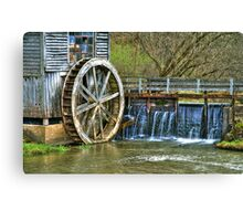 Hyde's Mill 2 Canvas Print