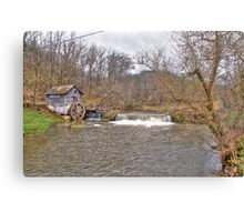 Hyde's Mill 3 Canvas Print