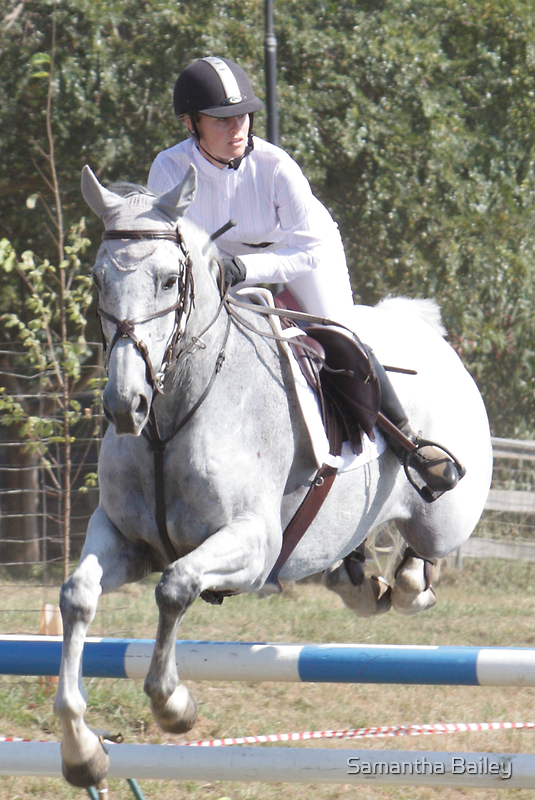 Berrima Horse Trials # 336_01 by Samantha Bailey