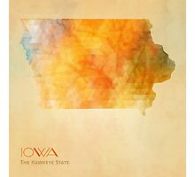 Iowa Photographic Print