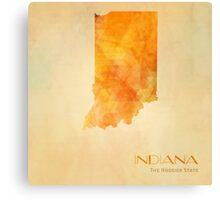 Indiana Canvas Print