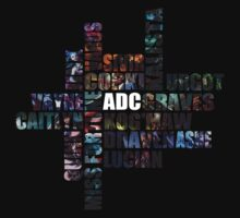 League of Legends - ADC by ChildofBrisingr