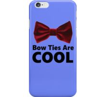Bow Ties Are Cool - Phone Case iPhone Case/Skin