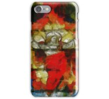 Christ in Glory by Pierre Blanchard iPhone Case/Skin