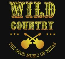 Wild Country music Baby Tee