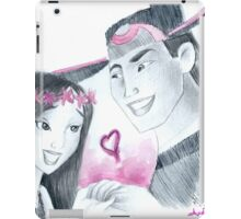 No One Should Marry A Person They Don't Love iPad Case/Skin