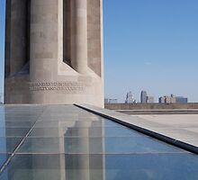 World War One Memorial, Kansas City, Missouri by Robert Baker