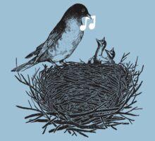 Feed the Birds Baby Tee