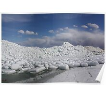 A Mountain of Ice Poster