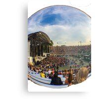 Stadium Metal Print