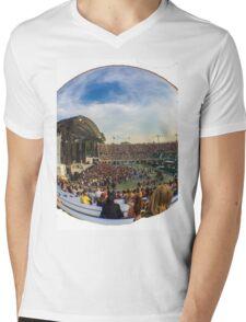 Stadium Mens V-Neck T-Shirt