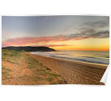 Home & Away - Palmie AKA Summer Bay (20 Shot HDR Panoramic) - Palm Beach, Sydney - The HDR Experience Poster