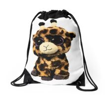 Baby Giraffe Drawstring Bag