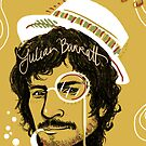 Julian Barratt: Gold Lion by Seahorse Carousel