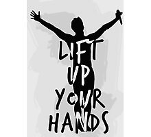 Lift Up Your Hands #2 Photographic Print