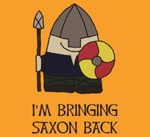 I'm Bringing Saxon Back by Jo Black