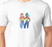 Nami and Vivi: Love Wins Unisex T-Shirt