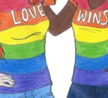 Nami and Vivi: Love Wins Sticker