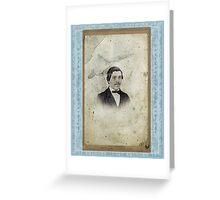 JOHN MESSERSMITH Greeting Card