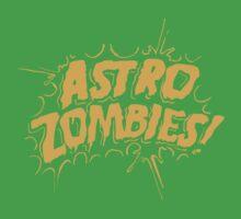 Astro Zombies Baby Tee