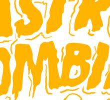 Astro Zombies Sticker