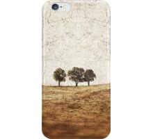 These Three Trees iPhone Case/Skin