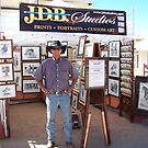 Mobile Display in Tombstone by J.D. Bowman