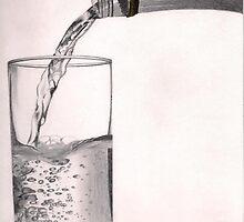 Water glass by Wildi