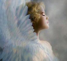 The angel by Gerard Rotse