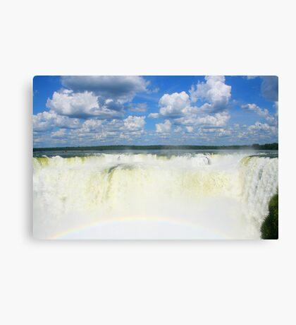 Devils Throat - Iguazu Falls Canvas Print