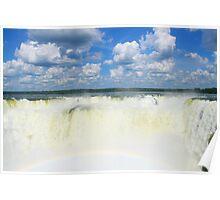 Devils Throat - Iguazu Falls Poster
