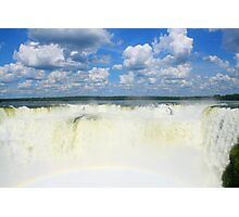 Devils Throat - Iguazu Falls Photographic Print
