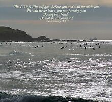 ~ Do Not Be Afraid ~ by Donna Keevers Driver