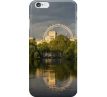 London - Illuminated and Reflected iPhone Case/Skin