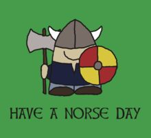 Have a Norse Day by Scruffy Jo